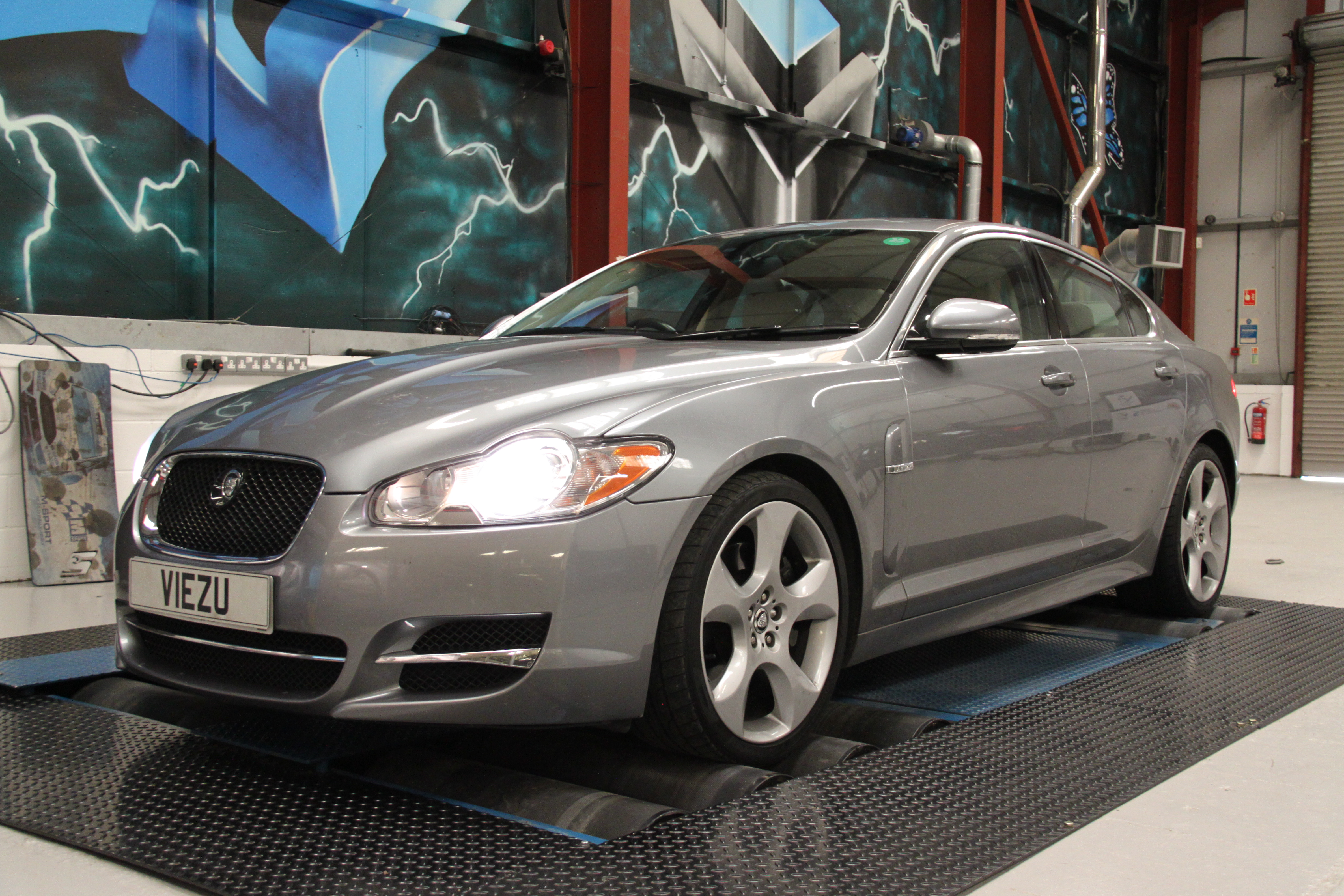 Jaguar Tuning and Styling Packages