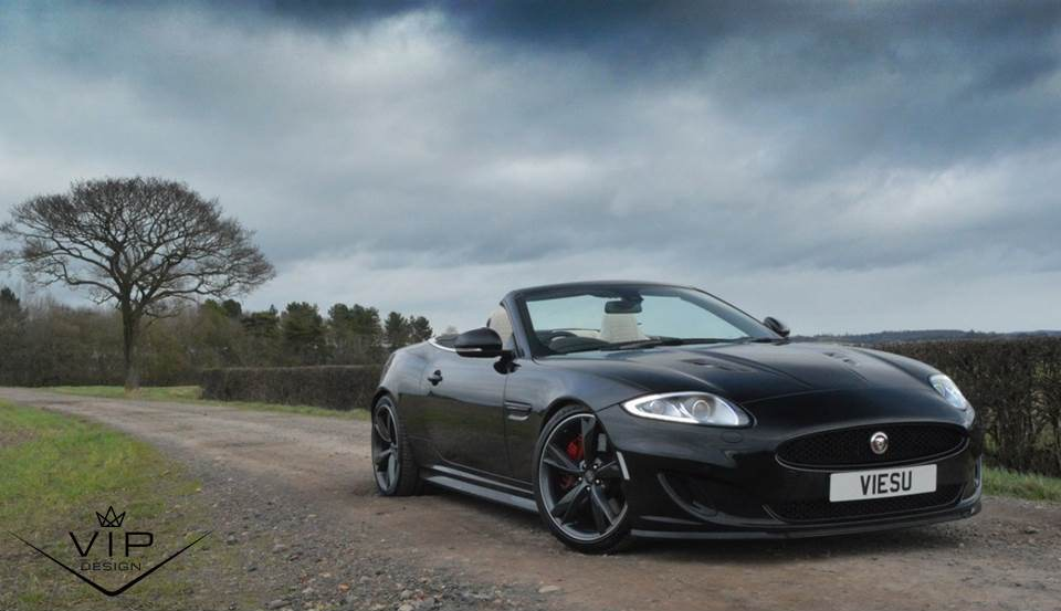 Jaguar XKR Styling Packages