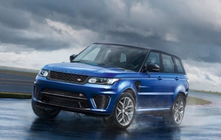 Range Rover Tuning and Supercharger Pulley Package