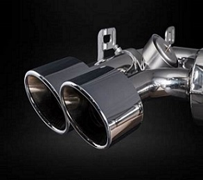 Valvetronic Exhaust System for F Type