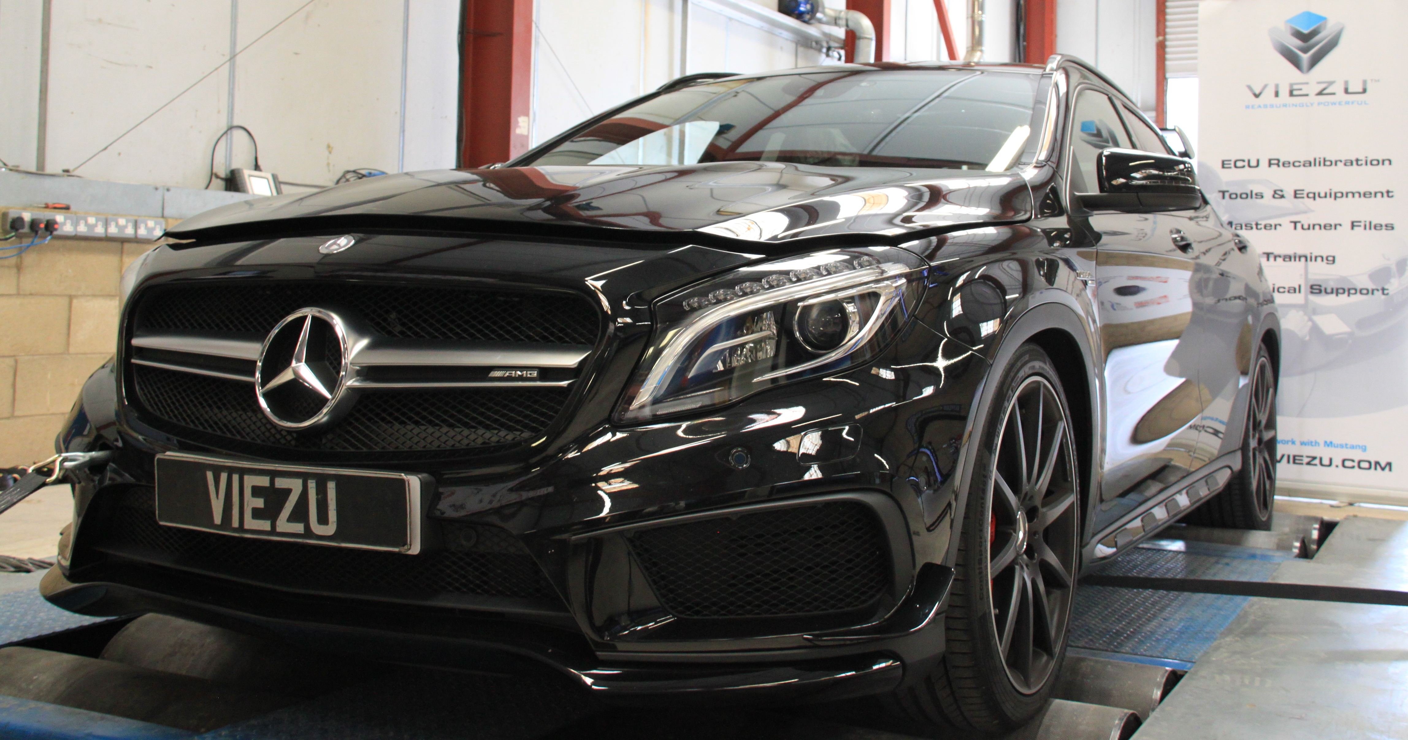 Mercedes Tuning and Styling Upgrades