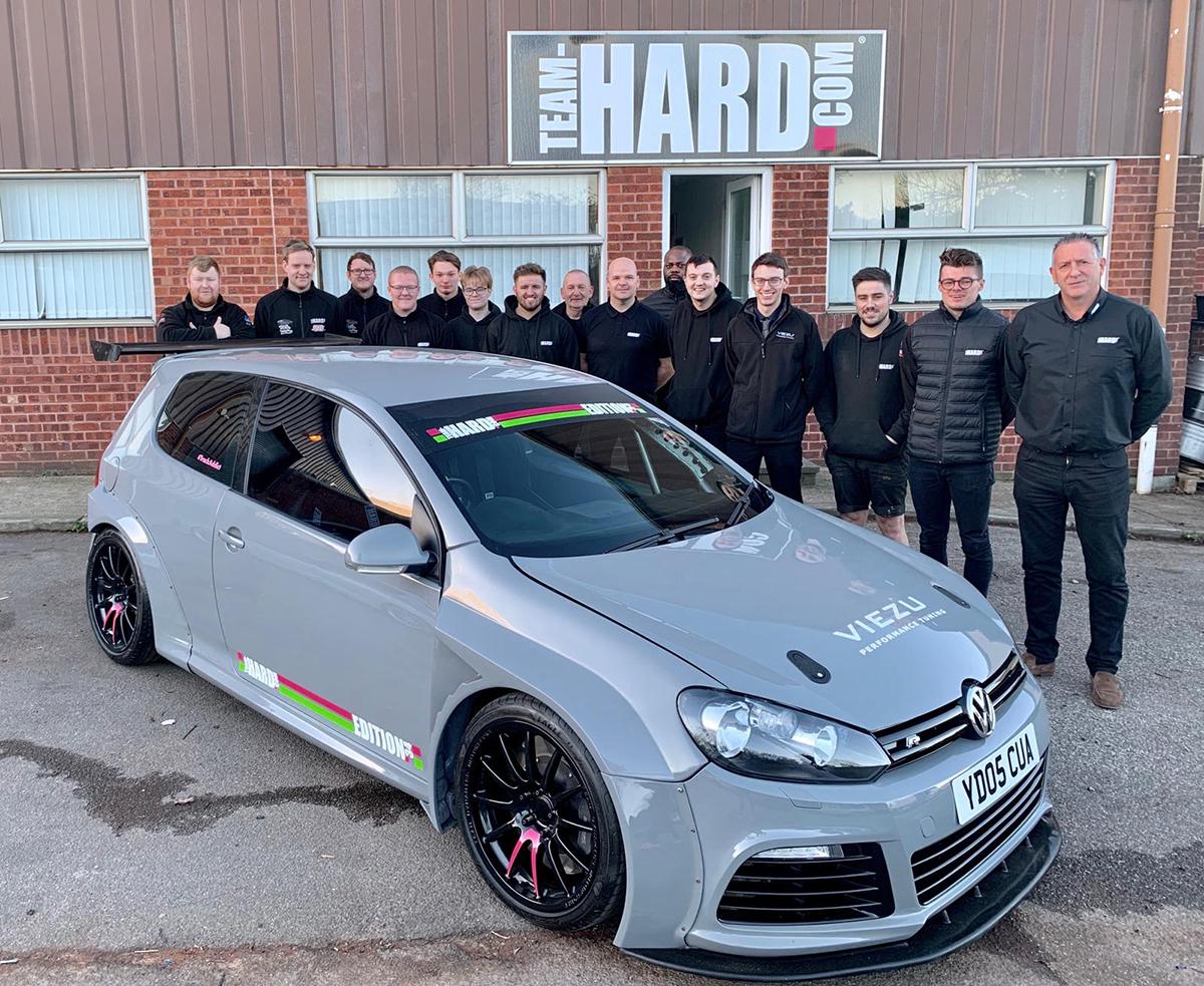 VIEZU Tuning Team HARD. Racing BTCC Performance Tuning Racing