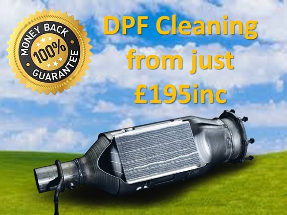 DPF Cleaning and DPF Service Viezu