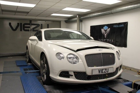 Bentley Performance Parts and Service