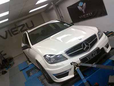 Mercedes Performance Parts and Service
