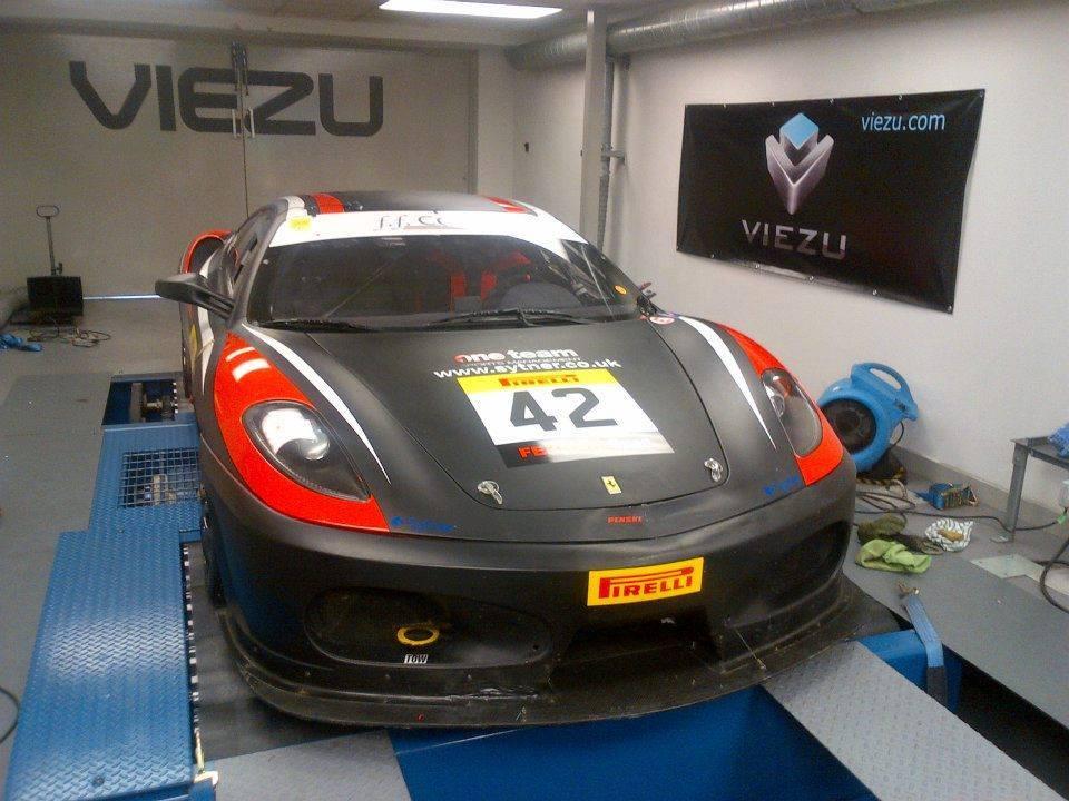 Ferrari Motosport Tuning