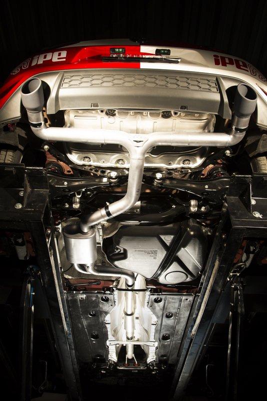 iPE Volkswagen Golf MKVII Exhaust
