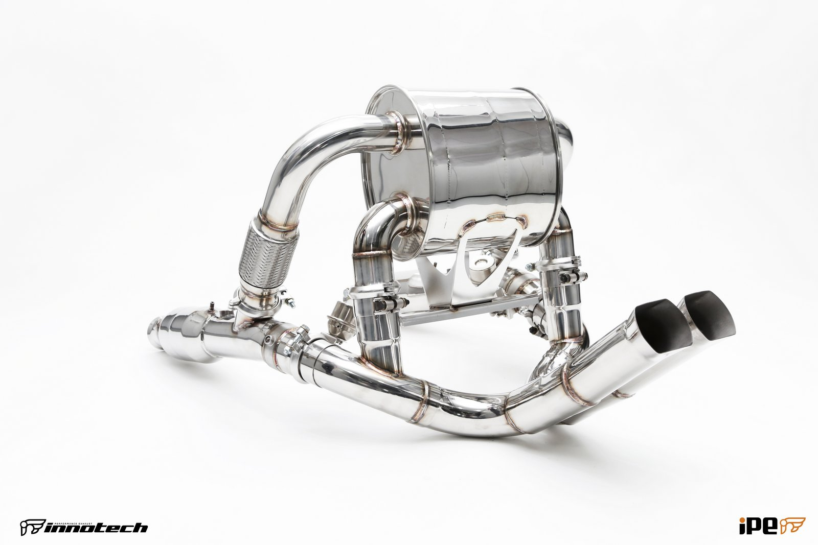 Lamborghini Murcielago IPE Exhaust - LP-670