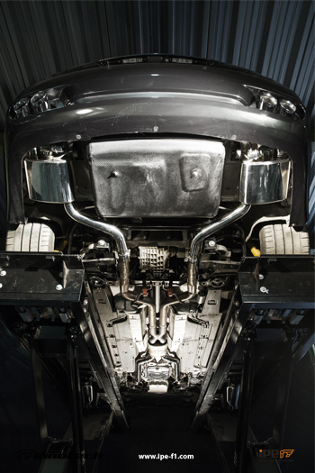 Maserati Quattroporte IPE Exhaust mail order