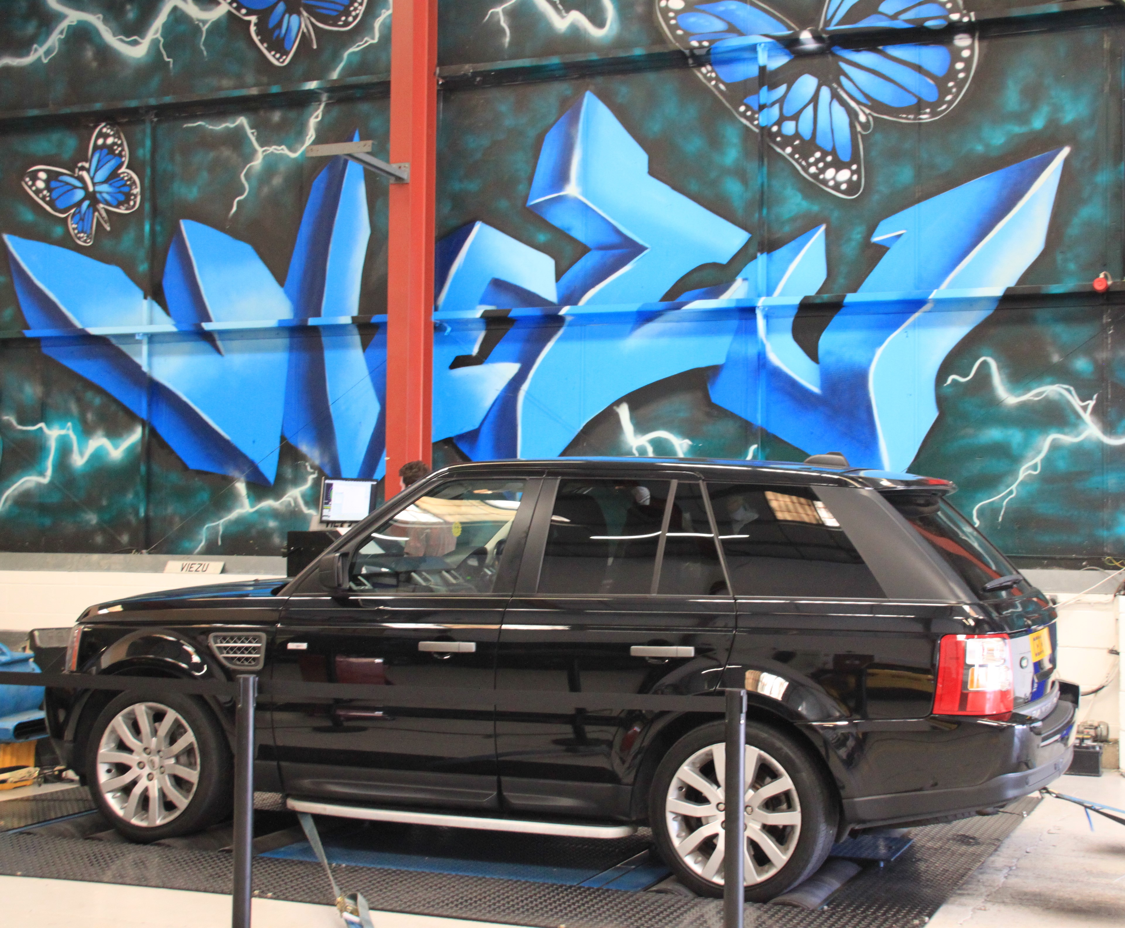 range rover tuning london