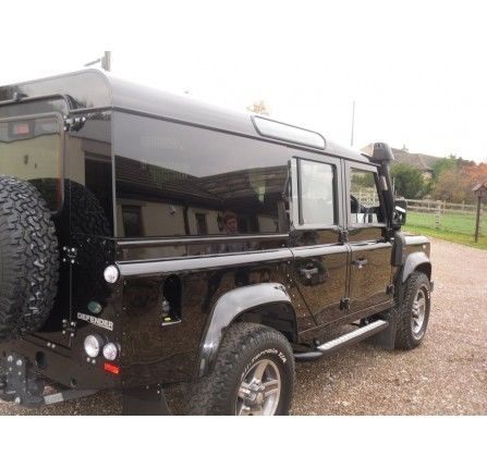 Land rover defender engine tuning