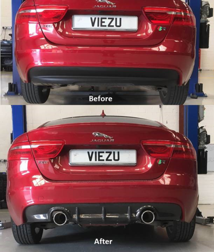 Viezu launches its new aftermarket carbon fibre body kit for