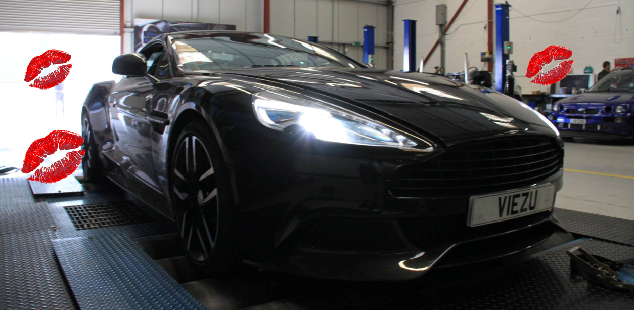 VIEZU REMAPPING ASTON MARTIN