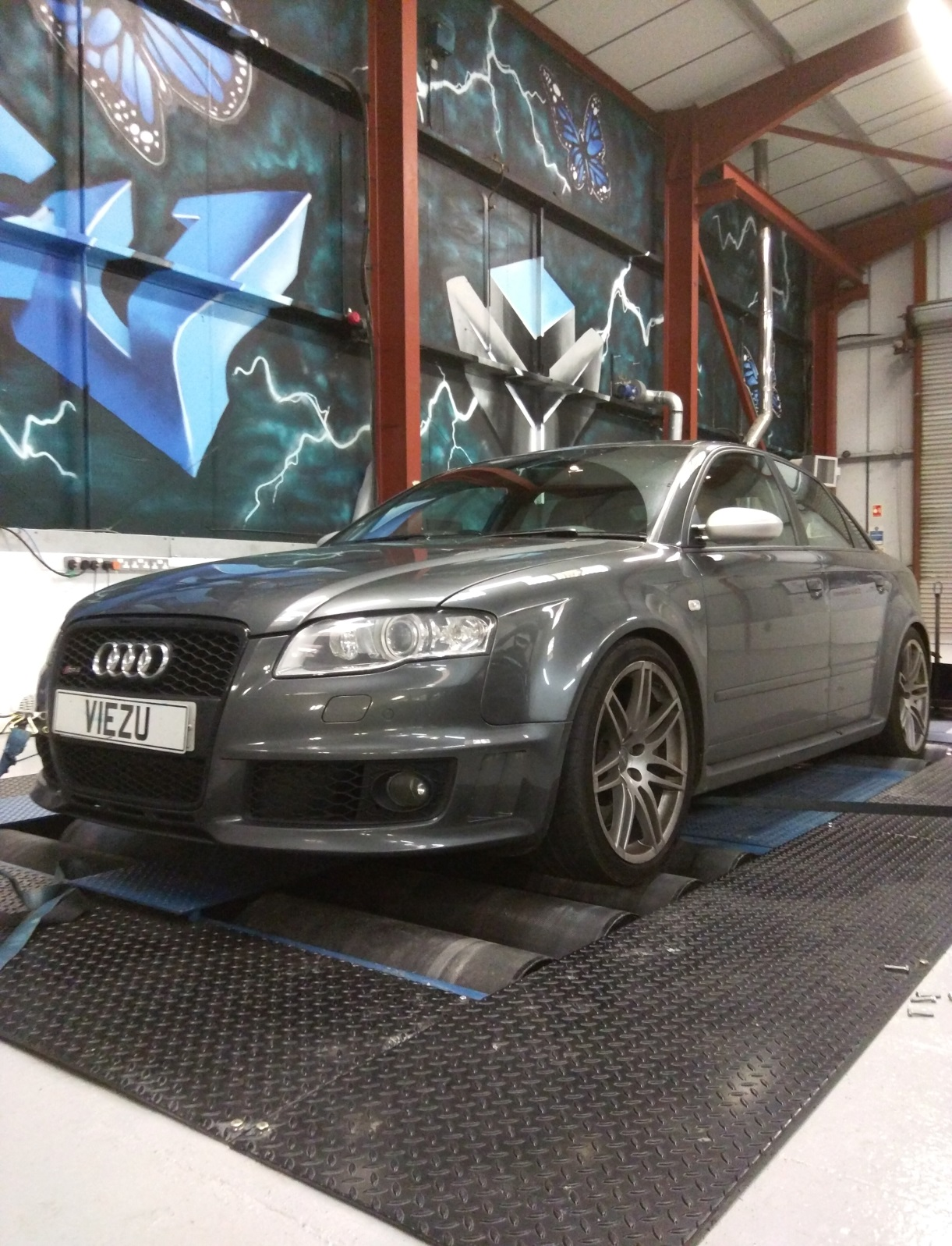 Audi S4 tuning remapping Viezu