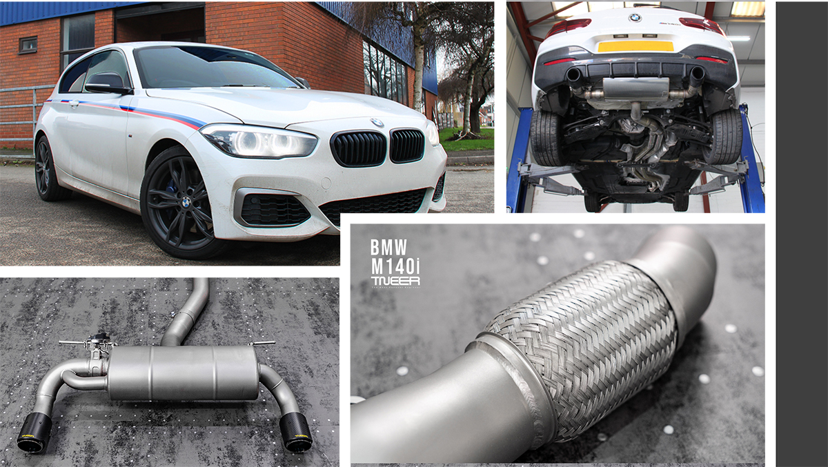 BMW Performance Exhaust Tuning - Valvetronic Systems