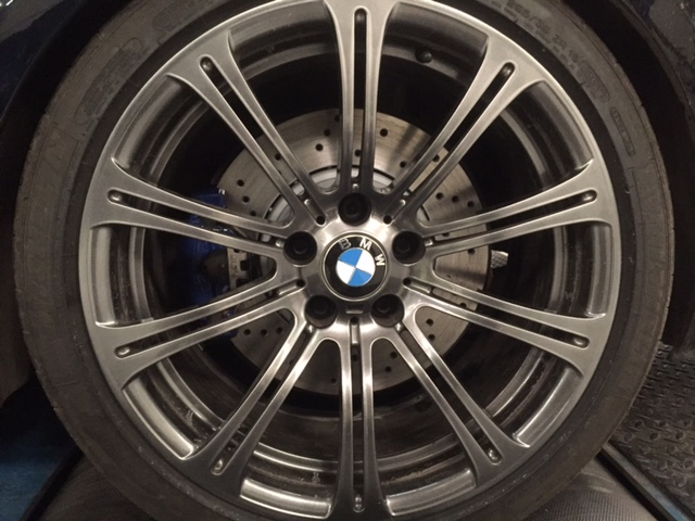 BMW M3 Brakes Upgrade