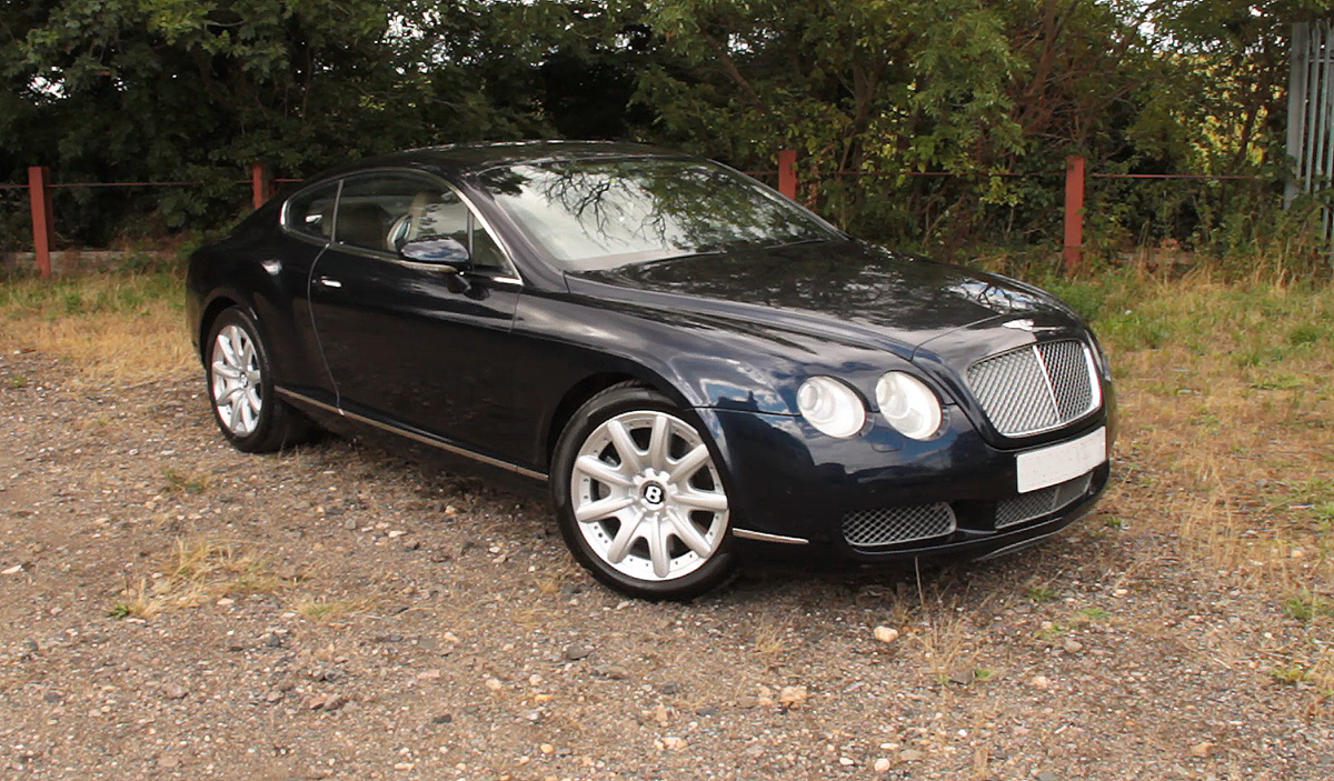 Bentley Continental GT Tuning Engine Remap