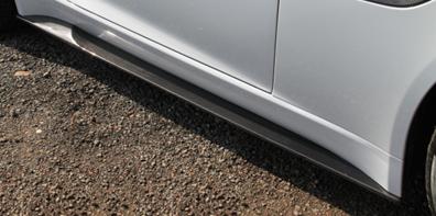 Jaguar F-Type Carbon Fibre Side Sills