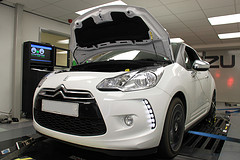 citroen performance tuning and ECU remapping