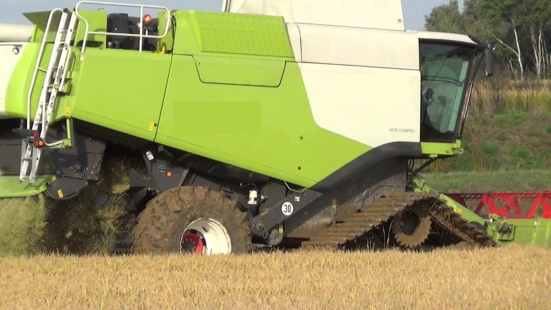 Claas Lexion 770 Tuning and Remapping at Viezu