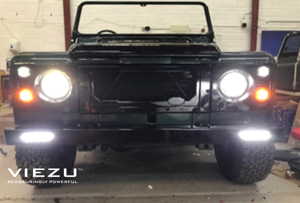 Replacement Defender LED Light Cluster