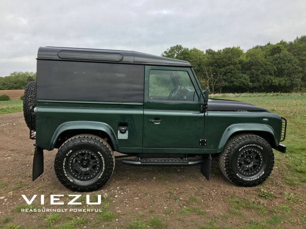 1987 Land Rover Defender Custom Job