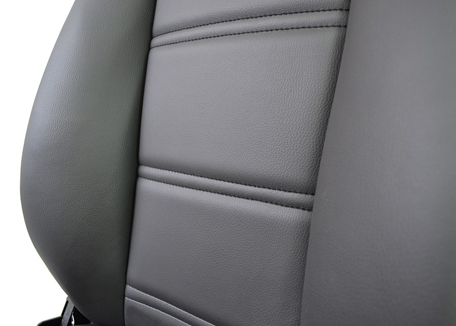 Land Rover Defender Seats Bespoke Stitching Patterns