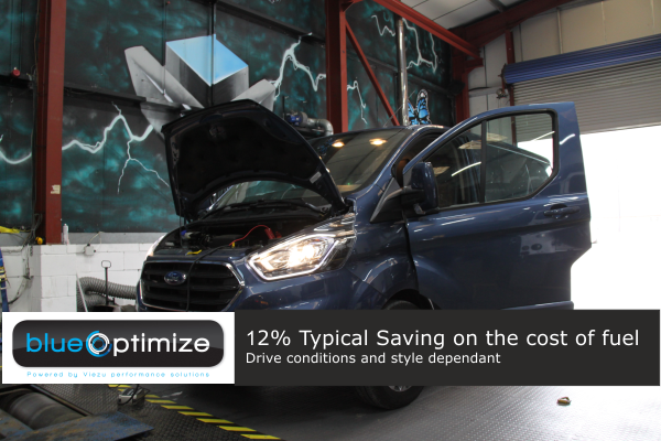 BLUEOPTIMIZE FUEL SAVING FOR FORD TRANSIT