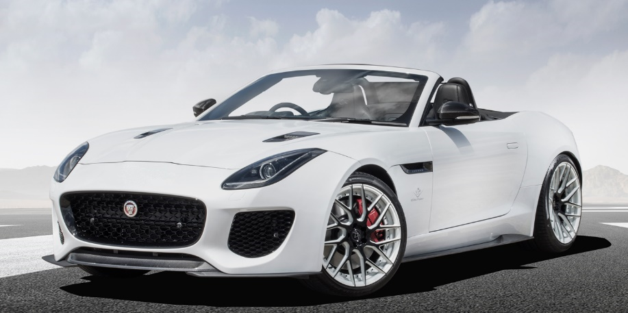 Jaguar F-Type Carbon Fibre Styling Kit