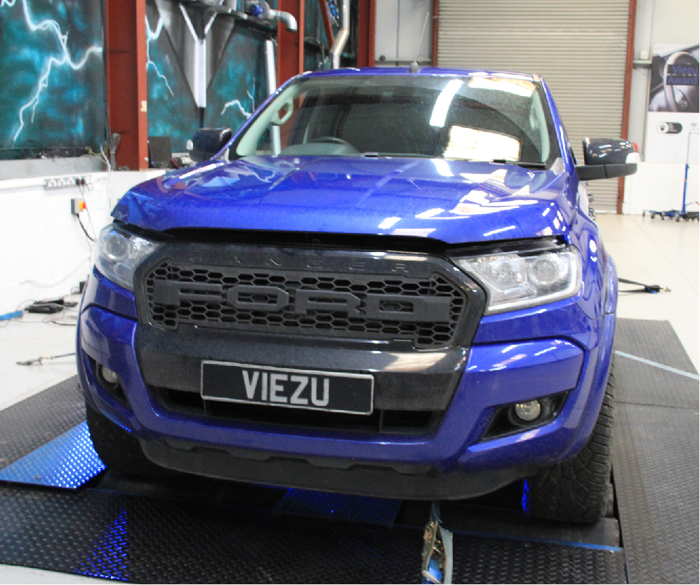 Ford ranger big badass pickup getting some badass power upgrades