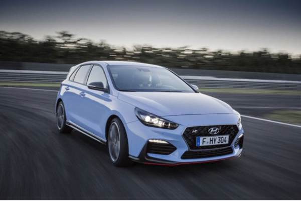 Hyundai's first hot-hatch: i30 N