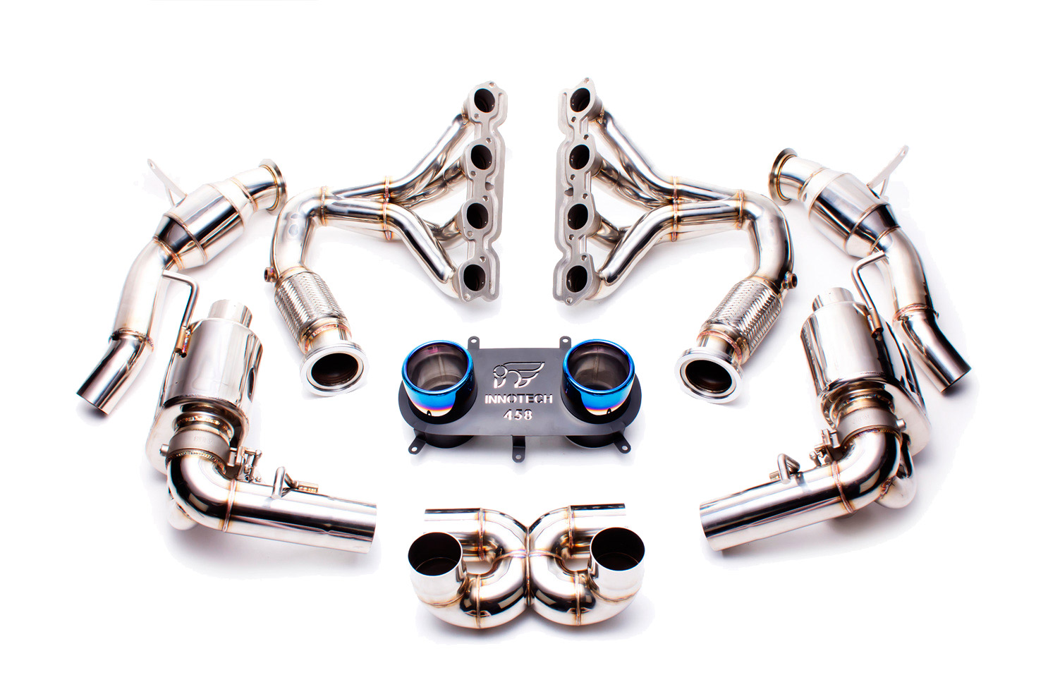 IPE exhaust UK