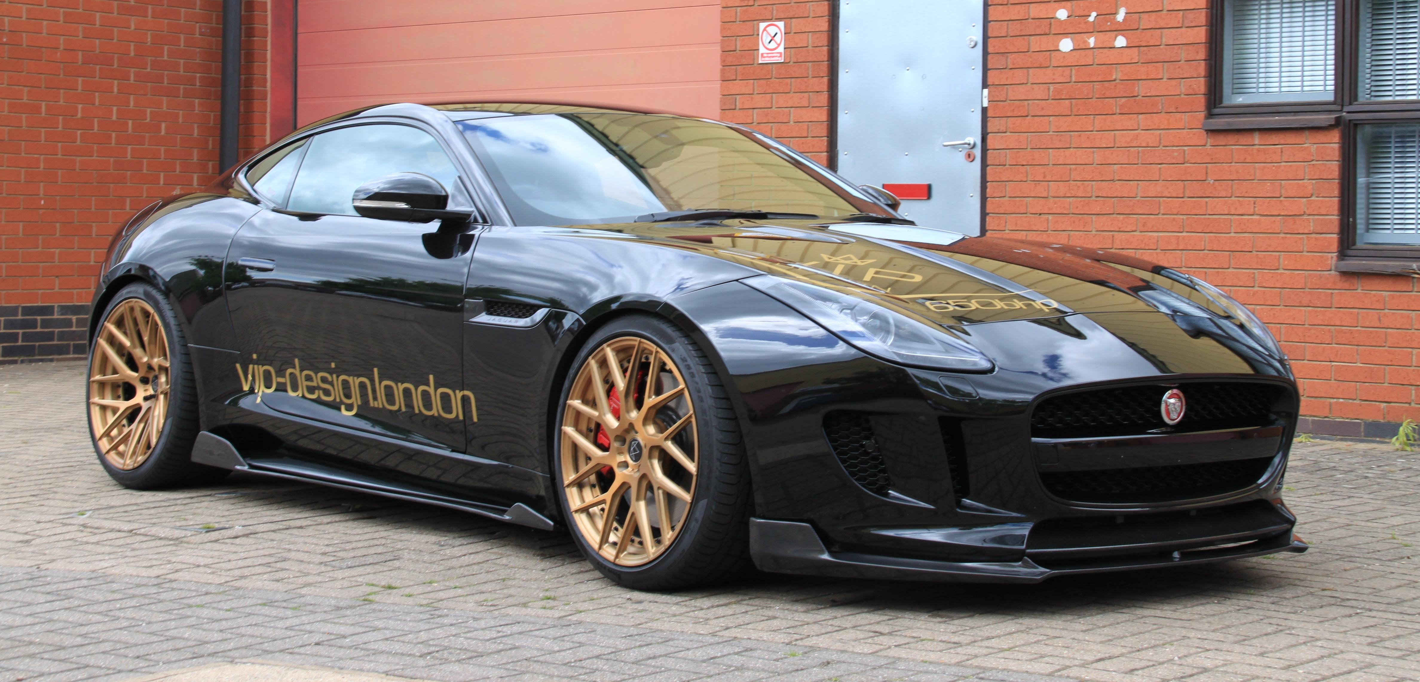 Jaguar F-Type Predator