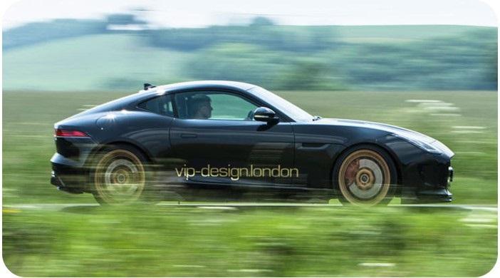 jaguar f-type road testing