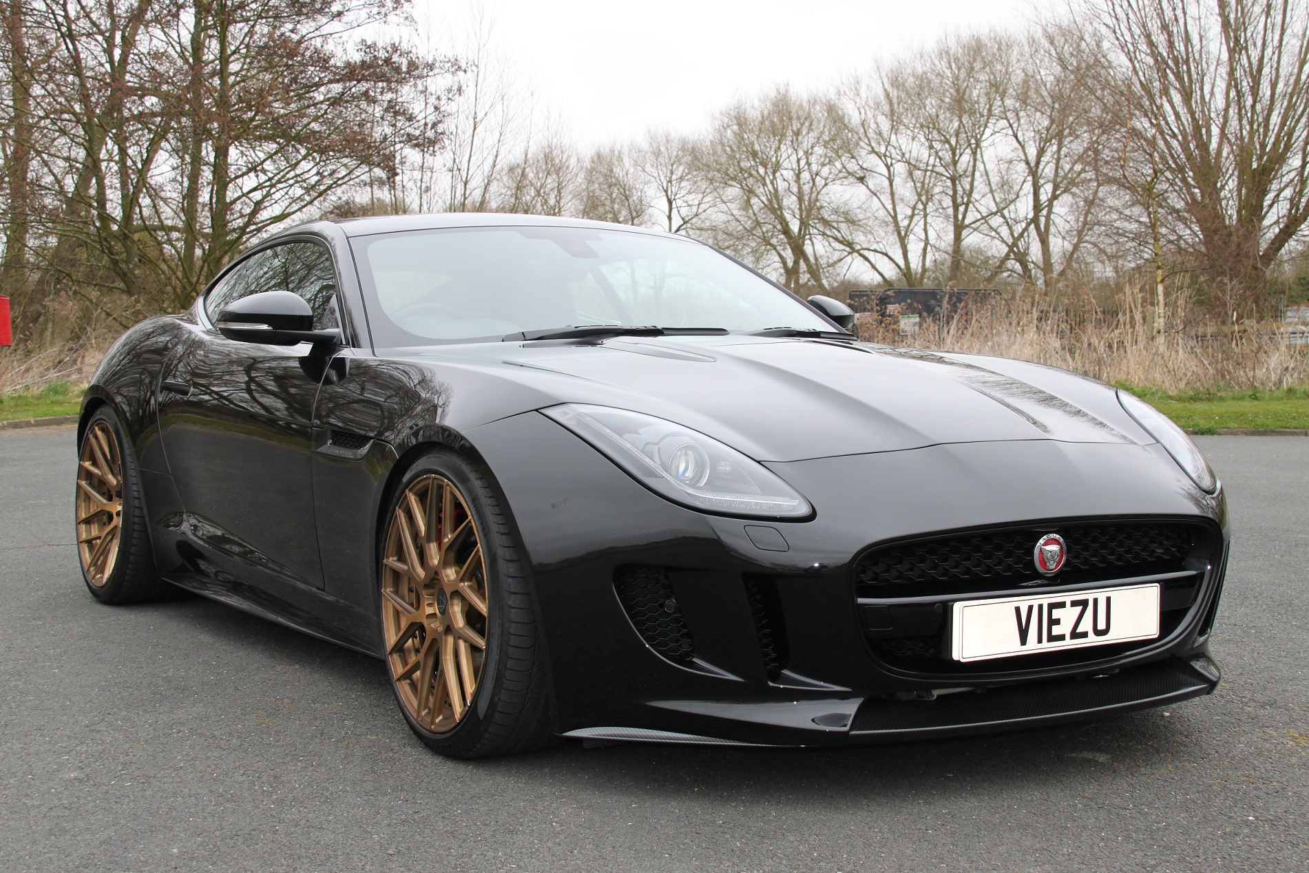 Jaguar F-Type Tuning and Styling