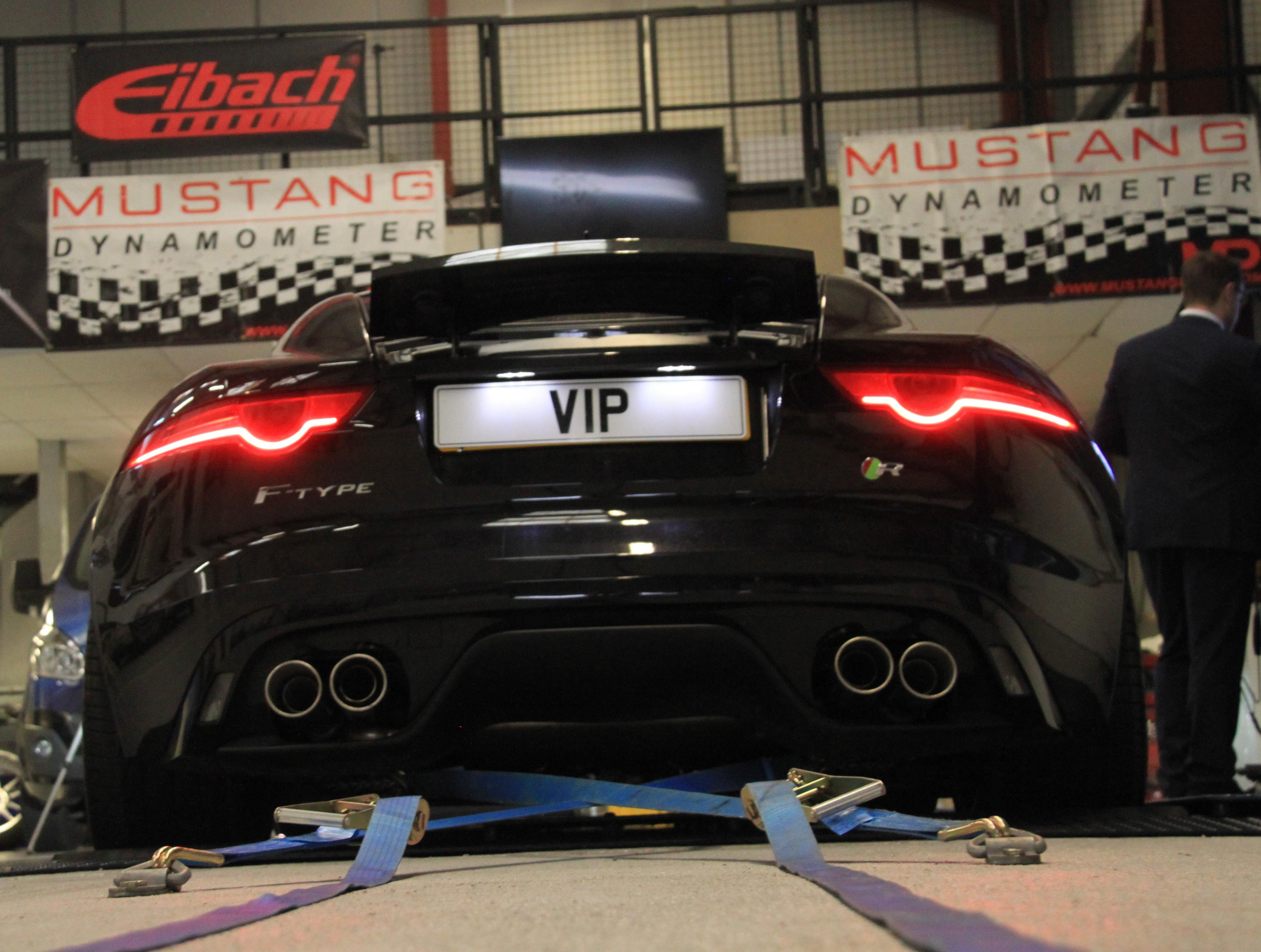Jaguar F Type Exhaust System