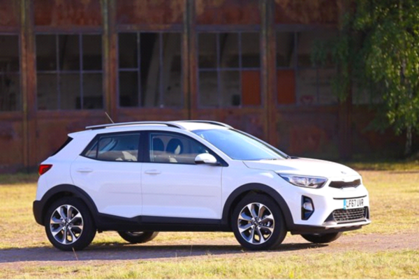 Kia's first small SUV - Stonic