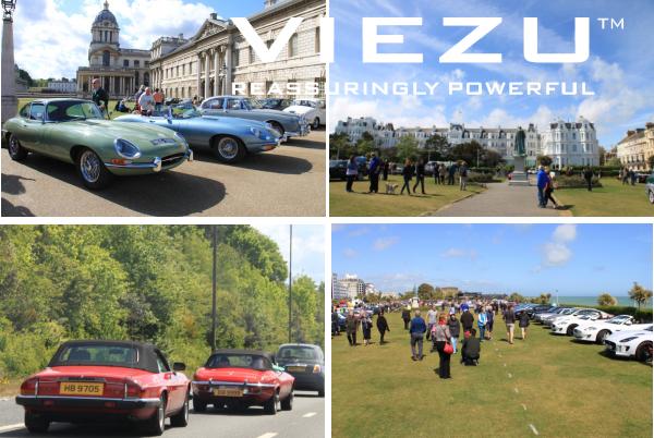 London to Eastbourne Jaguar Run 2017