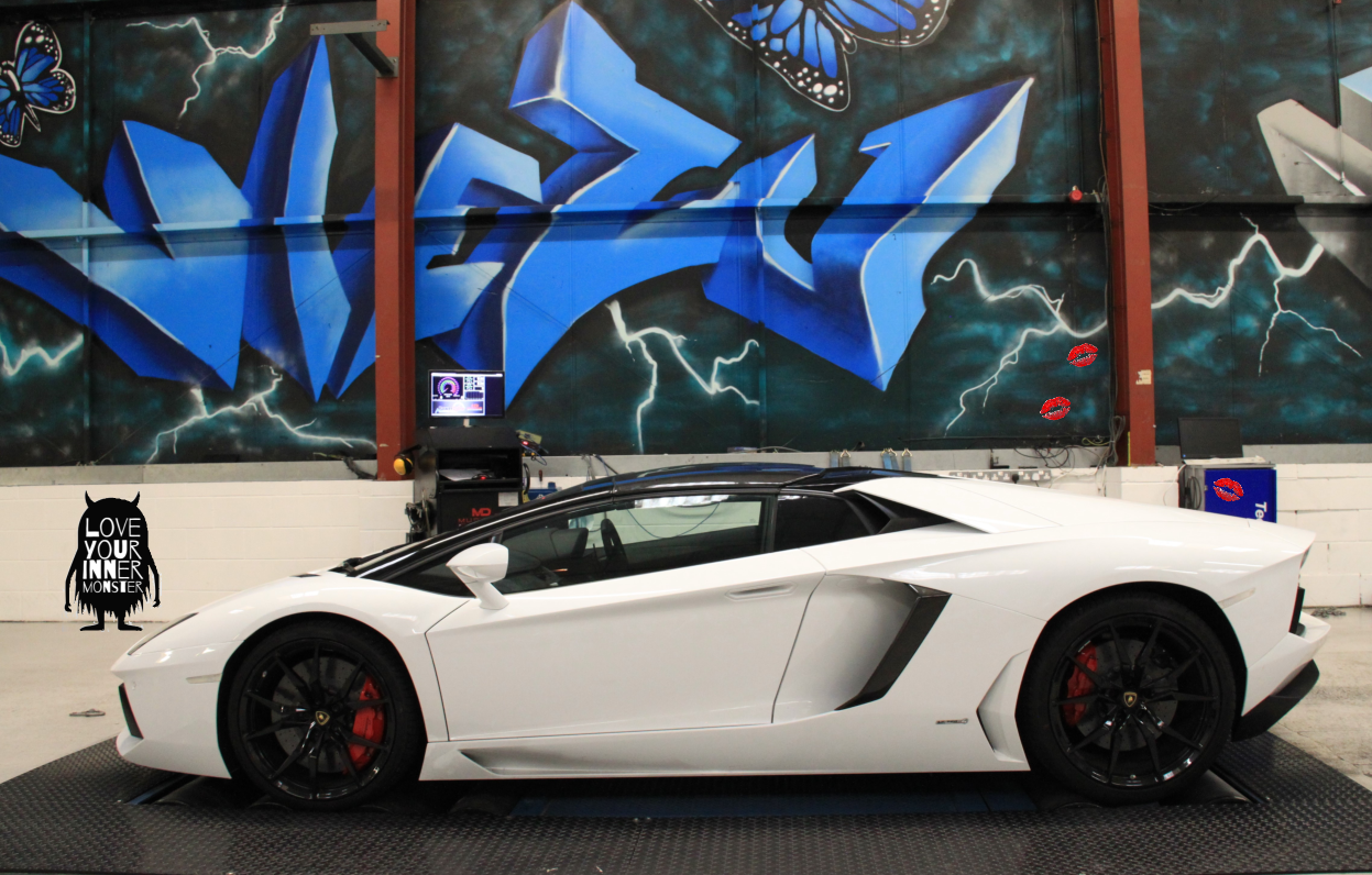 Lamborghini tuning london viezu