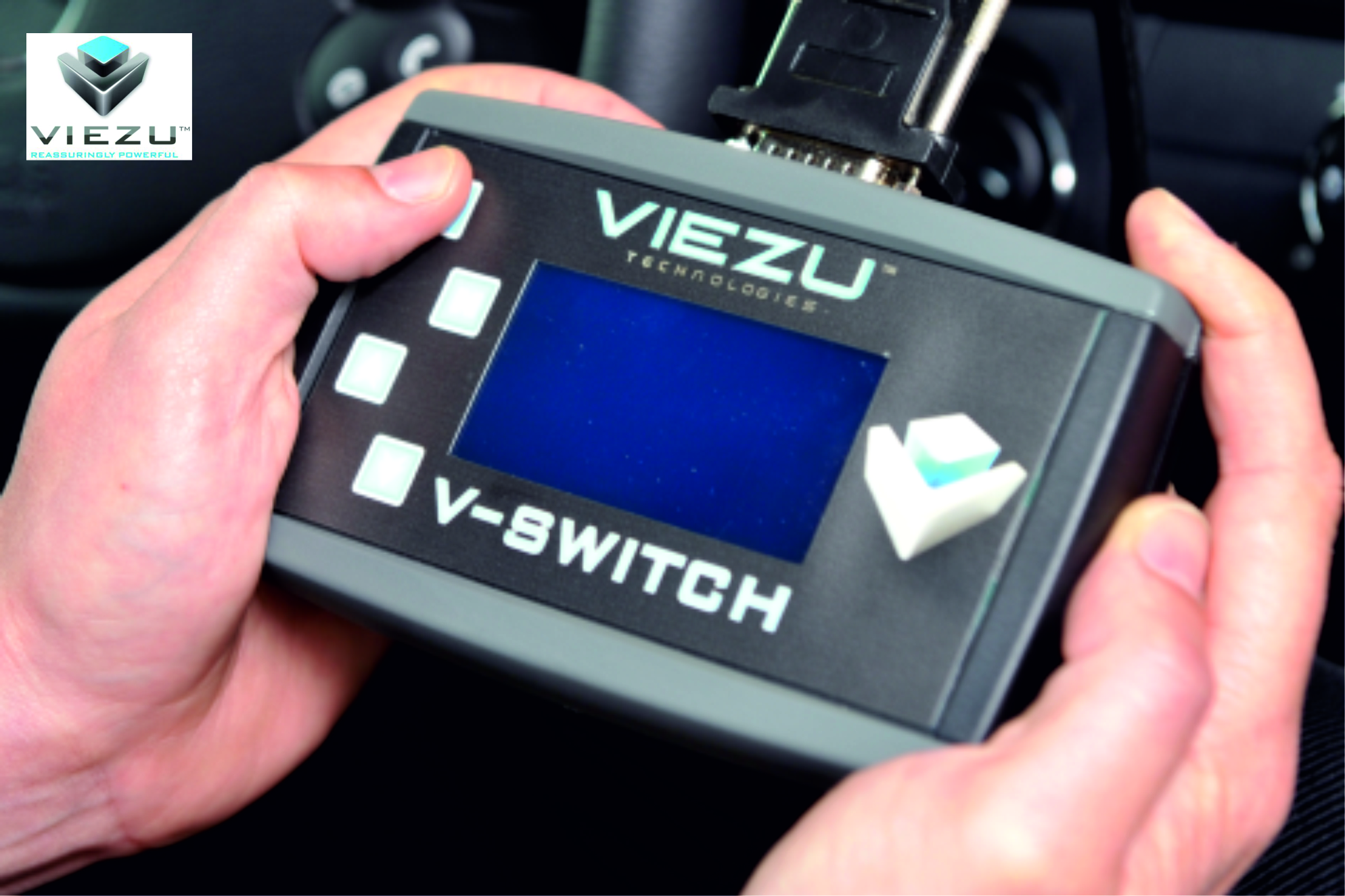 Land Rover and Range Rover ECU Remapping on V-Switch