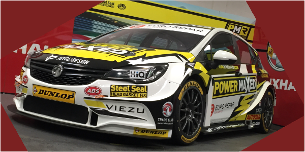 Power Maxed Racing and Viezu partner up for BTCC assault