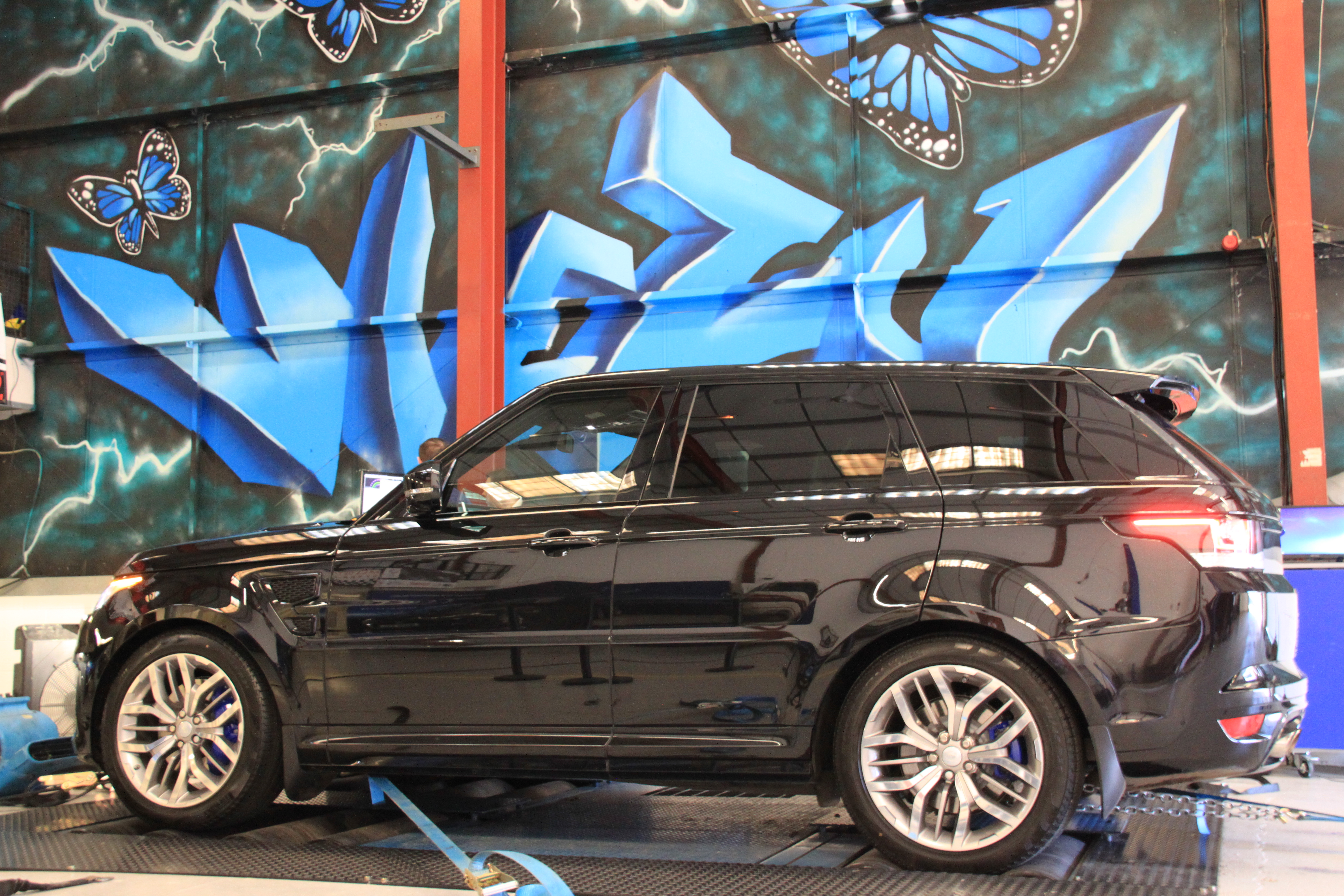 Land Rover Tuning and Styling Packages