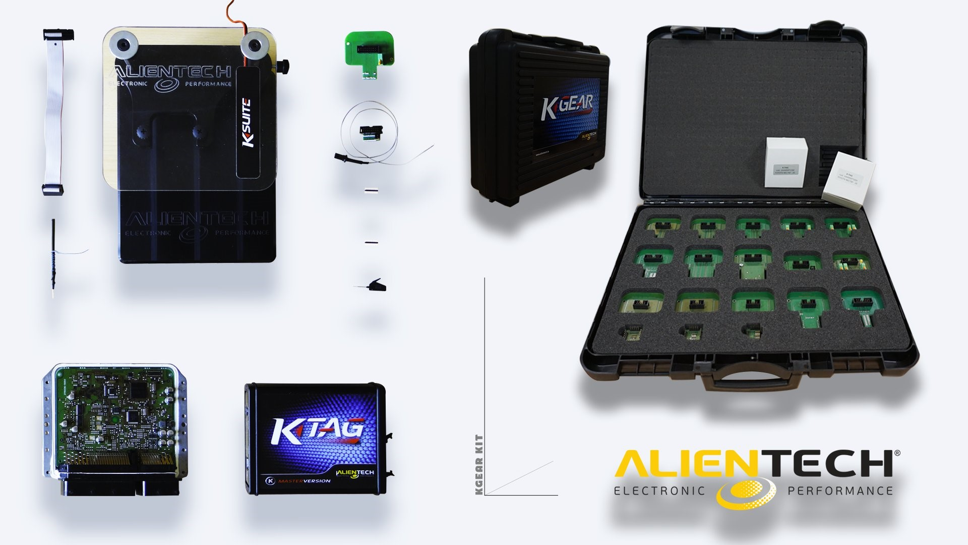 Alientech Tools K-Gear