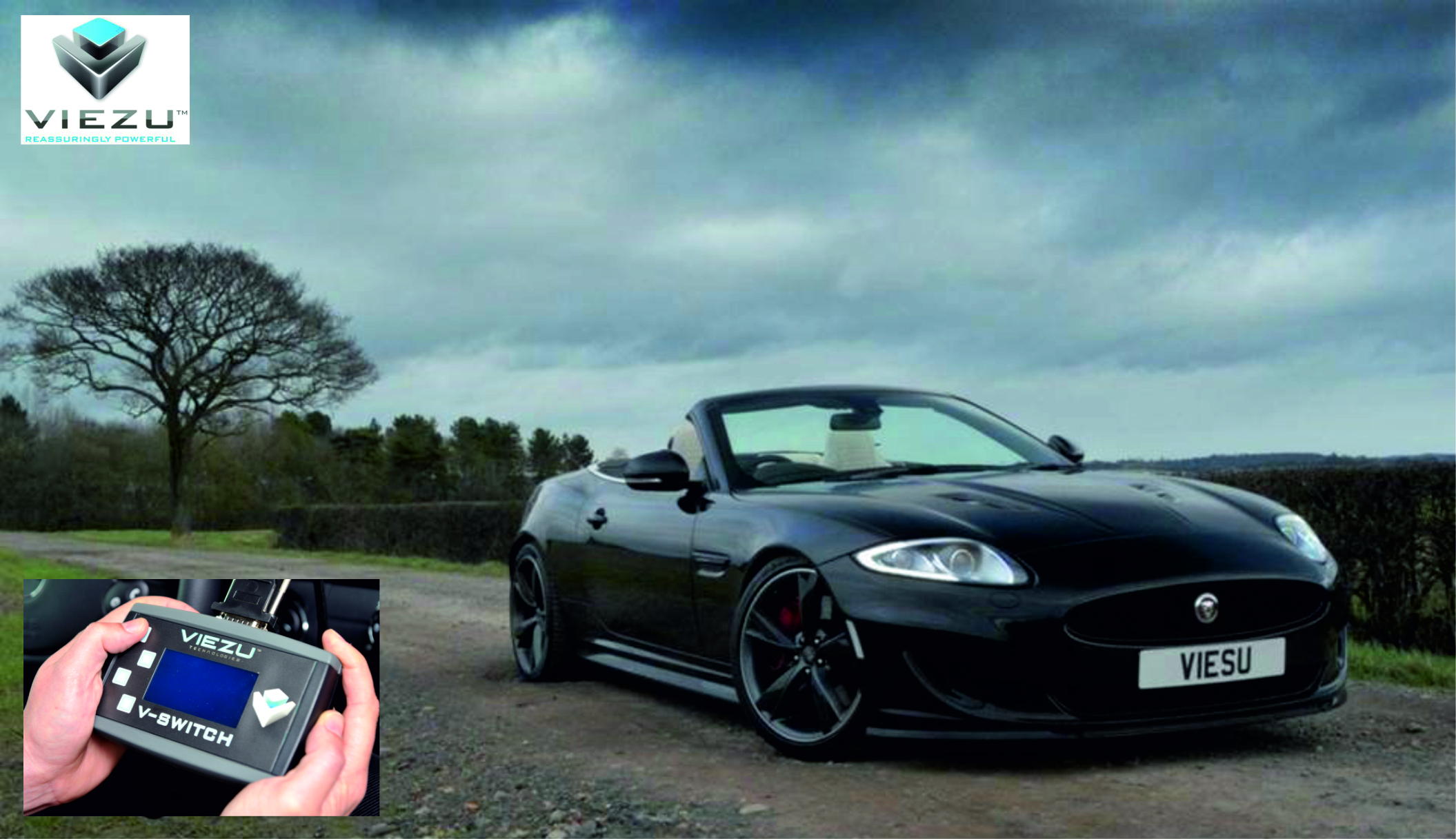 Jaguar 5.0 Supercharged XKR and XFR Home Tuning Unit