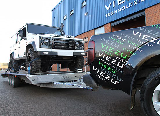 VIEZU Vehicle Movements Warwickshire
