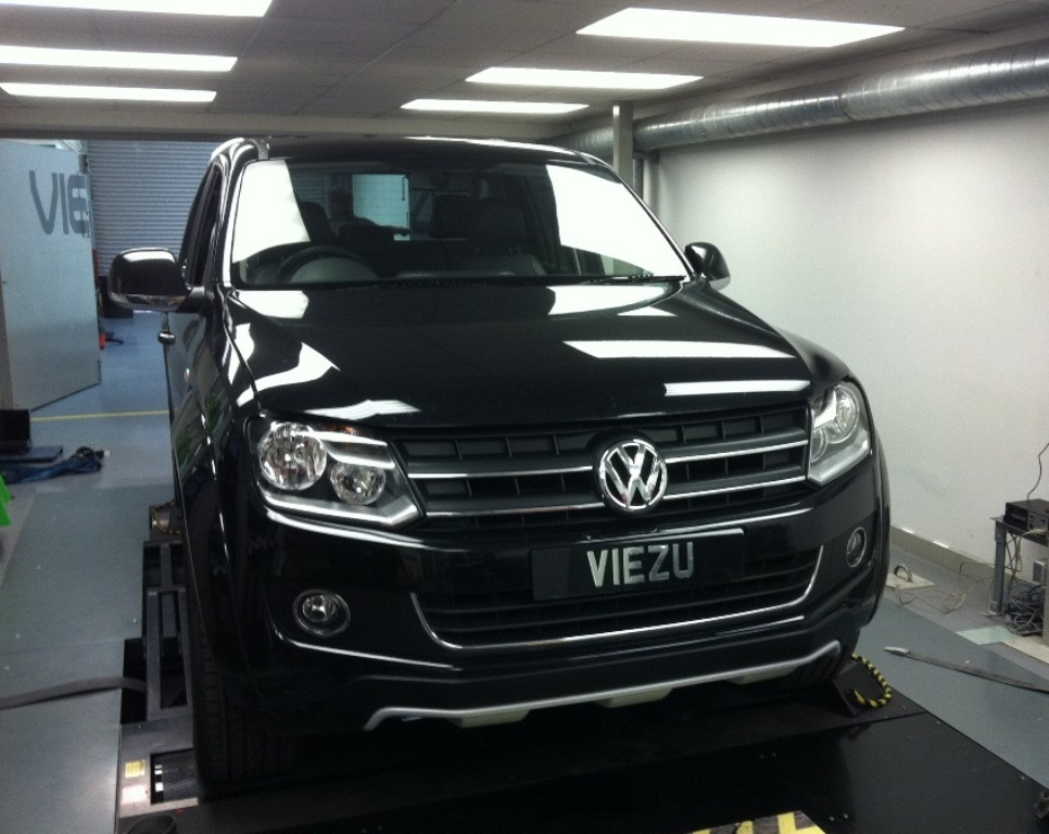 VW Amarok tuning and remapping