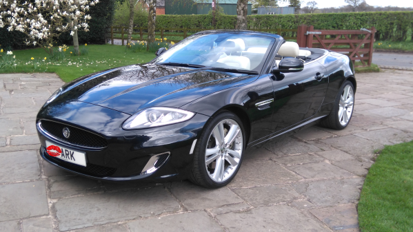 Jaguar XK V-Switch Upgrade: DIY Tuning Device