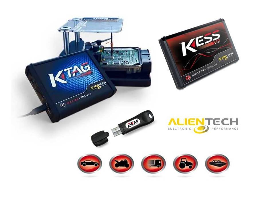 Alientech tuning tools usa