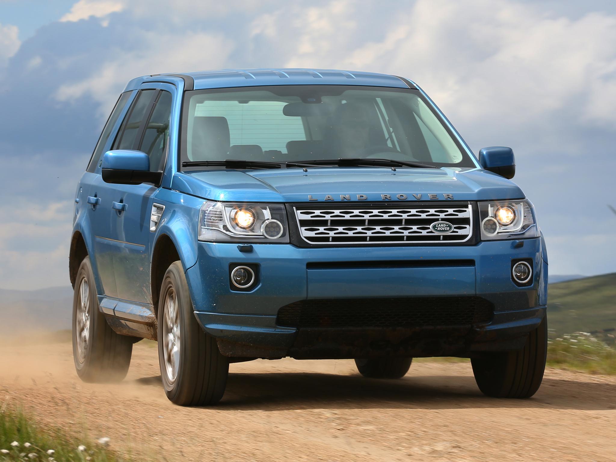 Land Rover Freelander Suspension Adaptation Control