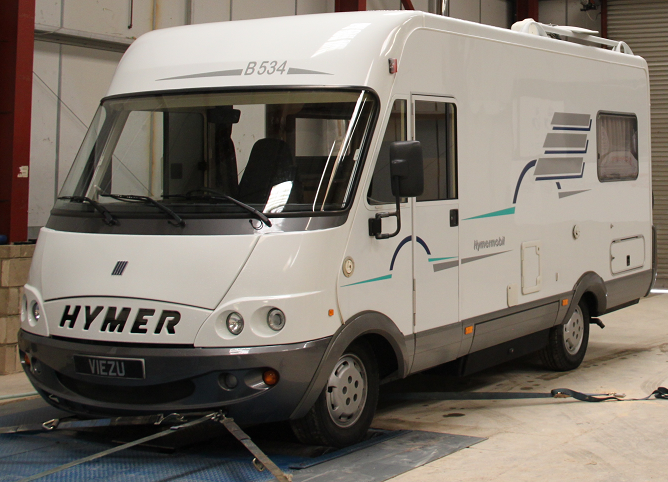 Motorhome Tuning for improved fuel efficency